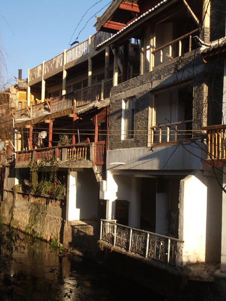 1996 lijiang earthquake Almost totally destroyed by an earthquake in 1996, lijiang was placed after its reconstruction on unesco's list of world cultural heritage sites you ascend lion hill, from where you have a wonderful view of old town lijiang.